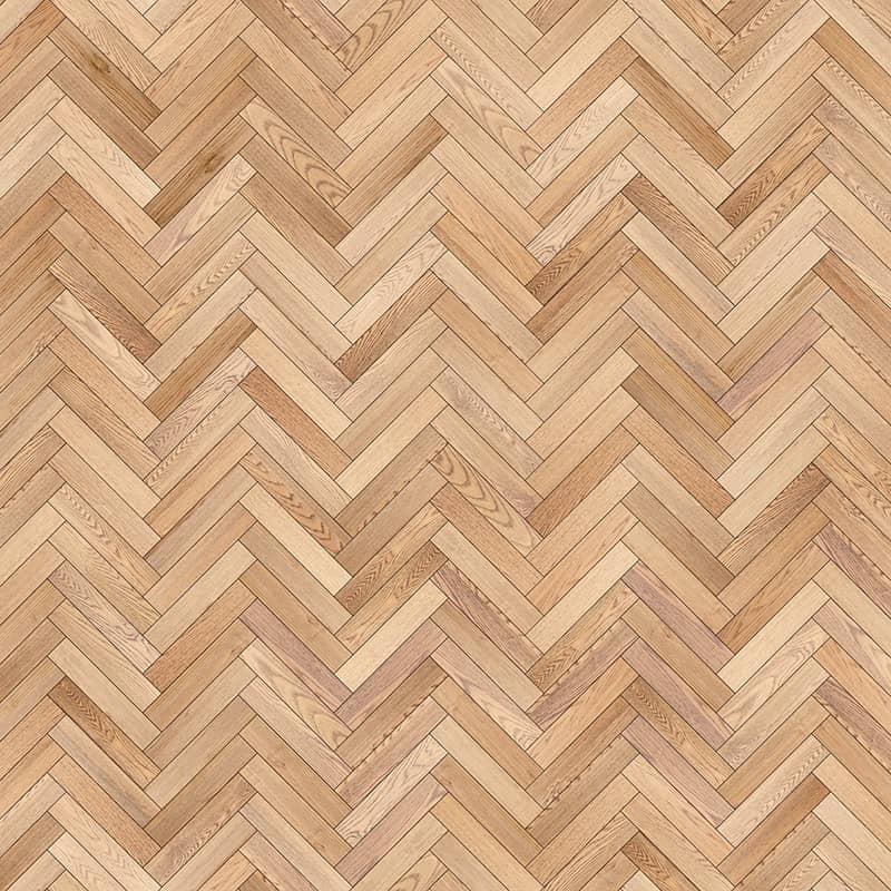 Solid Wood Flooring Herringbone
