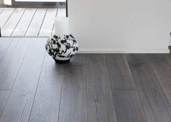 Dark Grey Laminate Flooring