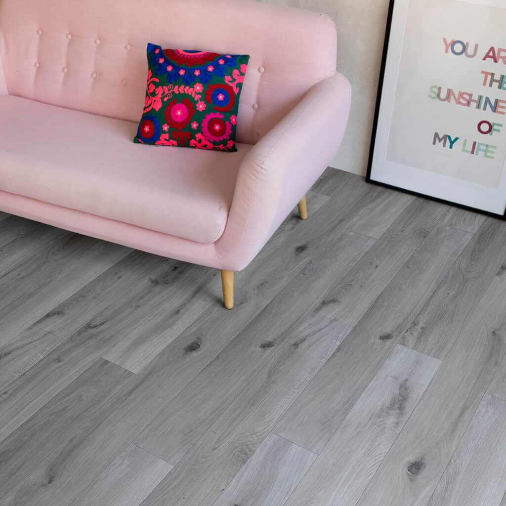caring for laminate flooring