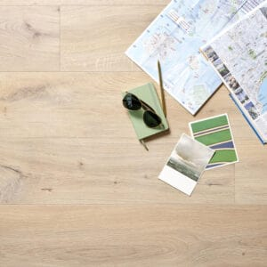 Light Natural Laminate Flooring