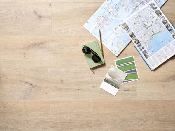 Light Natural Laminate Flooring