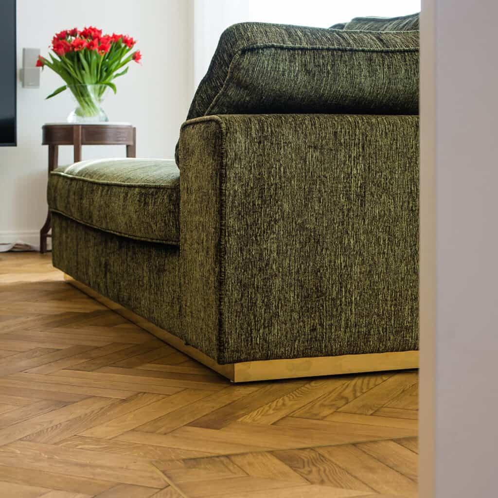 Herringbone flooring Dublin